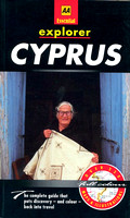 CYPRUS - AA Explorer UK ISBN 0-7495-0940-6
