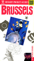 BRUSSELS - Insight Pocket Guide ISBN 9-62421-643-6