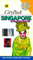 SINGAPORE - City Pack AA UK ISBN 0-7495-1182-6