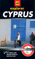 CYPRUS - AA Explorer UK ISBN 0-7495-1369-1