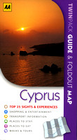 CYPRUS City Pack AA UK ISBN 978-0-7495-6150-5