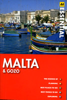 MALTA Essencial Guide AA UK ISBN 978-0-7495-6128-4